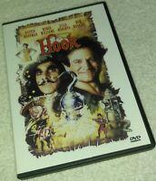 Hook dvd Robin Williams ,  Dustin Hoffman , Julia Roberts
