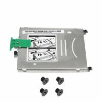 Genuine 2.5 Hard Drive HDD SSD Caddy Bracket Tray for HP ZBOOK 15 ZBOOK 17 G1 G2