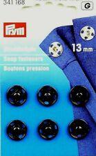 3 prym pulsadores para suturar 21mm transparente de plástico