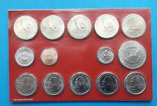 More details for united states 2007 uncirculated coin sets - denver & philadelphia mint, 28 coins