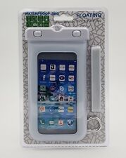 White Large Waterproof Floating Cell Phone Pouch Bag *Highest Quality on eBay*