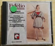 BEETHOVEN-FIDELIO EXCERPTS-BAVARIAN STATE ORCH/FRICSAY-CD SIGILLATO (SEALED)