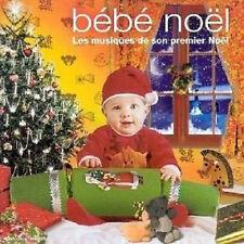 613 /BEBE NOEL LES MUSIQUES DE SON PREMIER NOEL REORCHESTREES POUR OREILLES BEBE