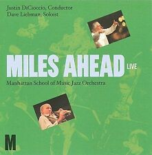 FREE US SHIP. on ANY 3+ CDs! ~Used,Very Good CD MANHATTAN SCHOOL OF MUSIC: Miles