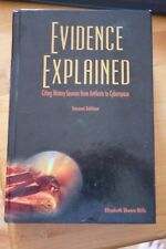 2009 Evidence Explained Elizabeth Shown Mills; Citing History Sources Cyberspace