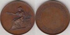 Médaille Française en cuivre Association Polytechnique 1862-63