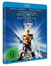Masters Of The Universe (Dolph Lundgren | He-Man) Blu-ray Disc NEU + OVP!