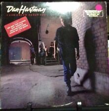 DAN HARTMAN I Can Dream About you Album Released 1984 Vinyl/Record  Collection U
