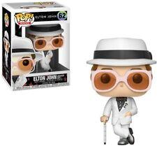 Funko Pop Elton John Funko #62 with Protector