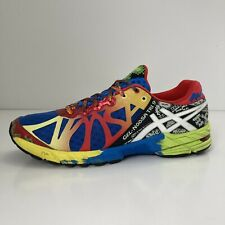 Asics Gel Noosa Tri 9 Men's Sz 11.5 US Swim Bike Run Triathlon Shoes T408N