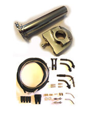 Quick Action Throttle and Cables,  Race or Track day ZX6R ZX10R R6 R1 CBR GSXR