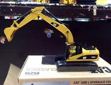 Caterpillar Cat 320D L Hydraulic Excavator 1:50 By DieCast Masters DM85214
