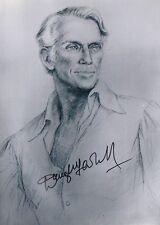 """Douglas Fairbanks Jr. 1909-2000 genuine autograph signed 3.5""""x5"""" photo"""