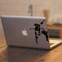 Capcom Street Fighter Vega for Macbook Laptop Car Window Wall Art Decal Sticker