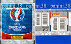 "RARE !! Pochette FRENCH Edition ""UEFA EURO 2016"" bustina, packet, tüte PANINI"
