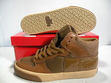 a35039eafba48d ALIFE EVERYBODY HI AMERICAS CUP SNEAKERS MEN SHOES BROWN F92EVHCP3 SIZE 6  NEW