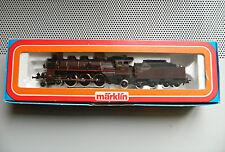Märklin 3111 Dampflok, Typ 59 der Belgischen Staatsbahn, Betr.-Nr. 5920, Spur H0