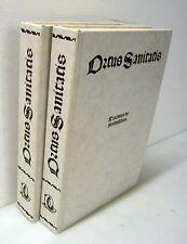 ORTUS SANITATIS.TRACTATUS DE ANIMALIBUS/HERBIS,1511 Venezia[anastatica,erbario