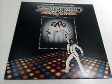 Saturday Night Fever OST Near Mint 2 x Vinyl Record LP 2658 123 Bee Gees Tavares