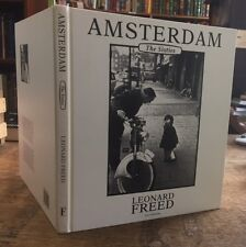 Leonard Freed: Amsterdam in the 1960s like new Photography