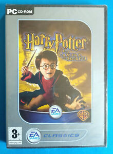 Videogame Pc Cd-Rom HARRY POTTER E La Camera Dei Segreti EA Games SIGILLATO (D4)