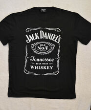 JACK DANIELS - SIZE L - T-SHIRT NEU OFFICIAL MERCH (1408)