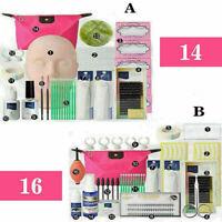 Lash Starter Wimpernverlängerung Make-up Übungsset & Mannequin Trainingskop K4D8