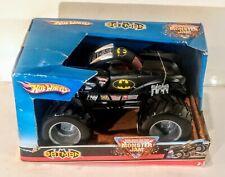Monster Jam Batman Truck Racing Champion Die-cast Hot Wheels 1:24 2007