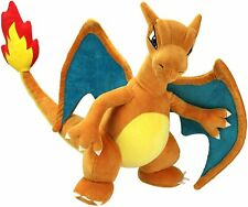 "Pokemon Charmander Charizard Plush Stuffed Animal Figure Gift Toy Large 12"" Kids"