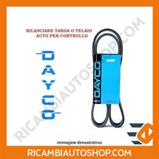CINGHIA POLY-V DAYCO FIAT GRANDE PUNTO 1.3 D MTJ KW:66 2005> 6PK1323S