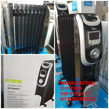 Midea NY2009-13A1L 2000w Oil Heater (New) WE OPEN 7 DAYS