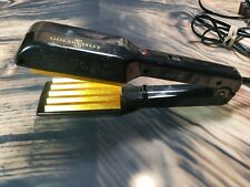 "Gold N Hot Professional 2"" Ceramic Crimping Iron GH3013 New Sealed Free Shipping"