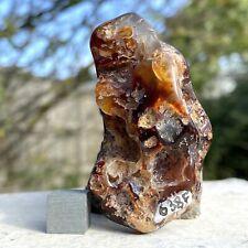 Fire Agate Healing Crystal Mineral Stone - USA - RSC018 ✔100% Genuine