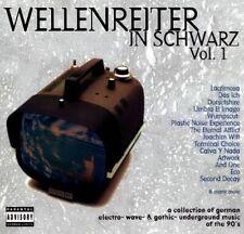 WELLENREITER IN SCHWARZ Vol. 1 (2 CDs) Joachim Witt, Eternal Afflict, And One...