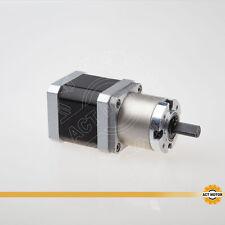 ACT Motor GmbH 1PC Nema17 Planetary Gearbox Schrittmotor 17HS4413AG5.18-X, 1.4A