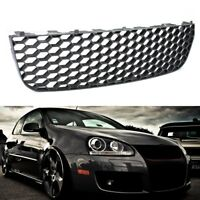 FRONT BUMPER LOWER CENTER GRILLE GRILL TRIM VENT FOR VW GOLF MK5 GTI JETTA 05-09