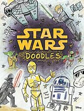 Star Wars Doodles (Doodle Book) by Zack Giallongo