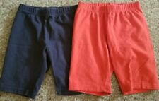 HANNA ANDERSSON Lot of Bike Shorts Girls 120 Size 6-7