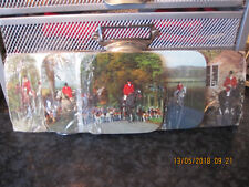 MANOR CRAFT G & H PRODUCTION HUNTING SCENE COASTERS  NEW