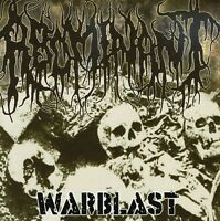 Abominant - Warblast [New CD]