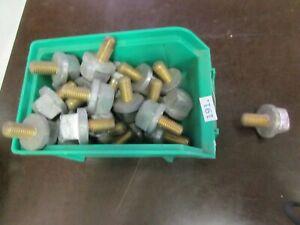 191) Posten Batterie Polschrauben M 12x27 Batteriepolschrauben Polverbinder