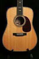 SIGMA Gitarre DT-45 + SIGMA GUITARS +Tonabnehmer Dreadnought Form **AUSSTELLER**