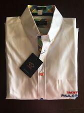 NEW Paul & Shark Yachting Shirt Camicia 42 L
