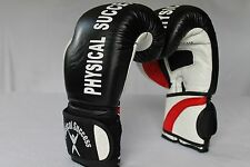 PRO Leather Boxing Gloves 12oz