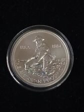 1984 Engelhard Prospector 1oz. .999 Silver Round