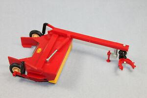 Britains 9589 Vicon Grass Mower / Kreiselmäher Maßstab 1/32