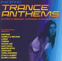 VARIOUS ARTISTS - MORE TRANCE ANTHEMS NEW CD
