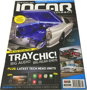 Australian InCar Entertainment Car Audio Magazine  Issue #3 / 2015