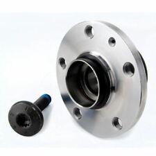 VW Golf MK6 2009-2013 Rear Hub Wheel Bearing Kit Inc ABS Ring 32mm Type