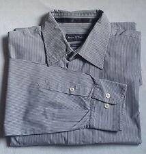 Gestreifte Marc O'Polo Herren-Freizeithemden mit Kentkragen